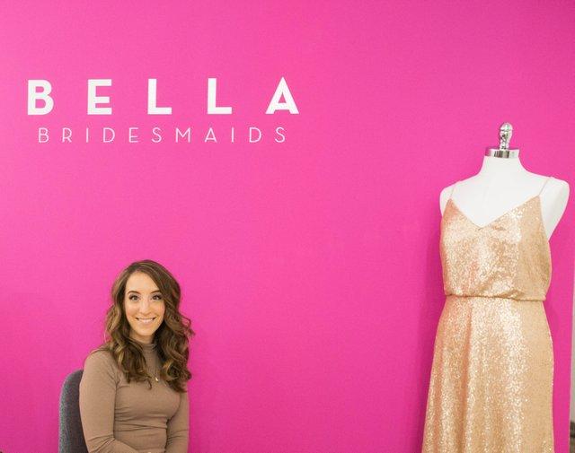 Erika Berardinucci, Bella Bridesmaids
