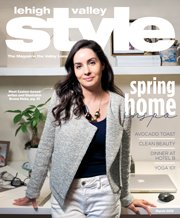 March 2019 Cover of Lehigh Valley Style - Bruna Mebs