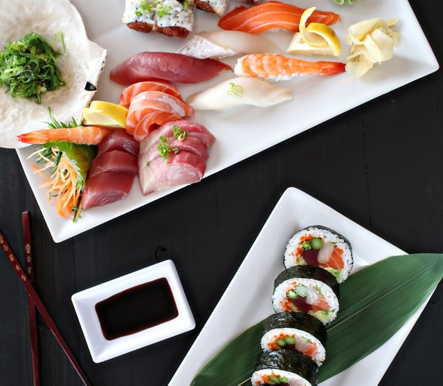 21 Ways to do Sushi