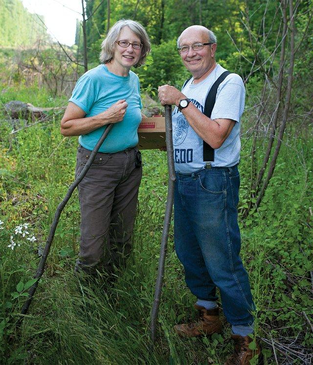 Lois and David Oleksa