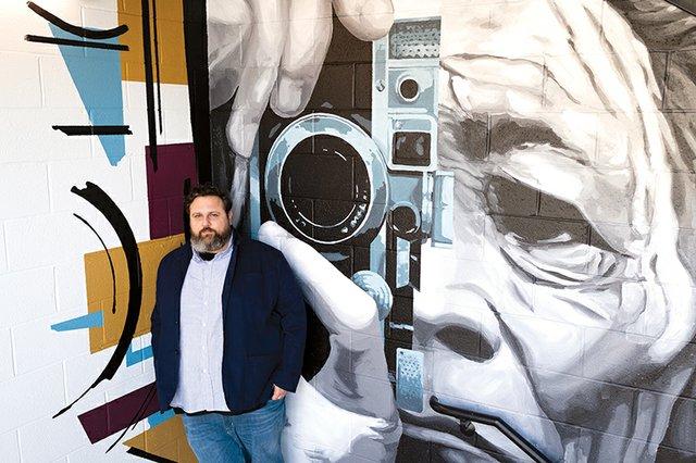 Matt Halm, Muralist