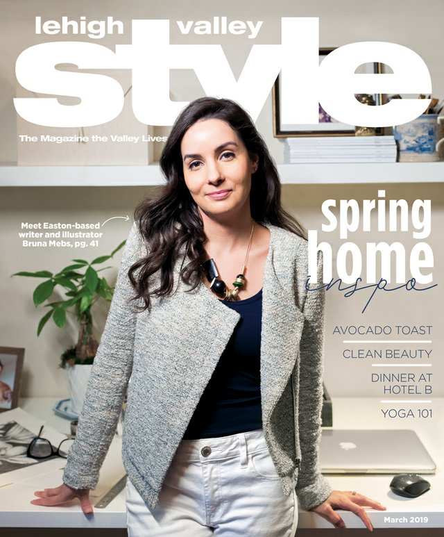 March 2019 Cover Lehigh Valley Style
