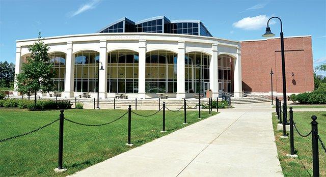 Kutztown University Campus Walk