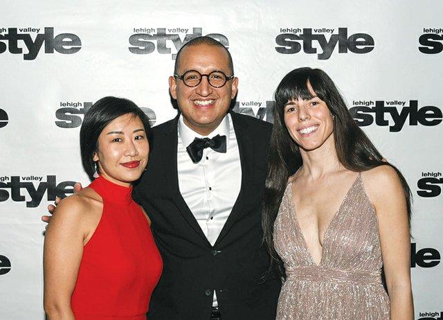 Fang Xiao, Luis Campos and sarah Bilotti.jpg