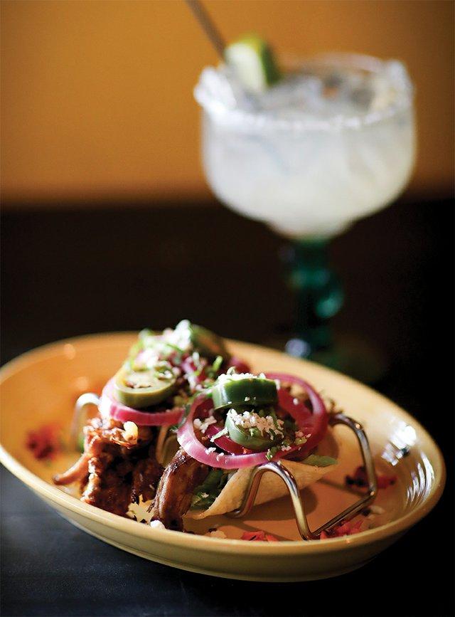 Casa Toro Jefe Tacos