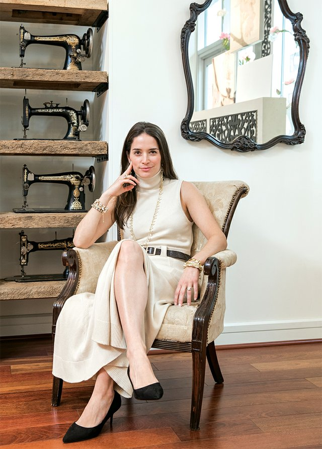 Lily Oswald Chief Executive Officer of Sorrelli