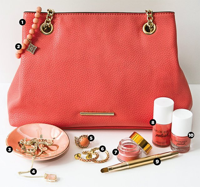 The Pantone Color of the Year: Living Coral