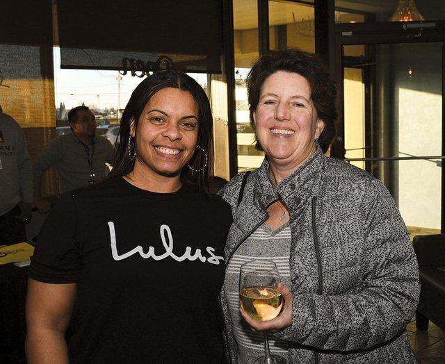 Mikesha Calhoun and Yvonne Zipf.jpg