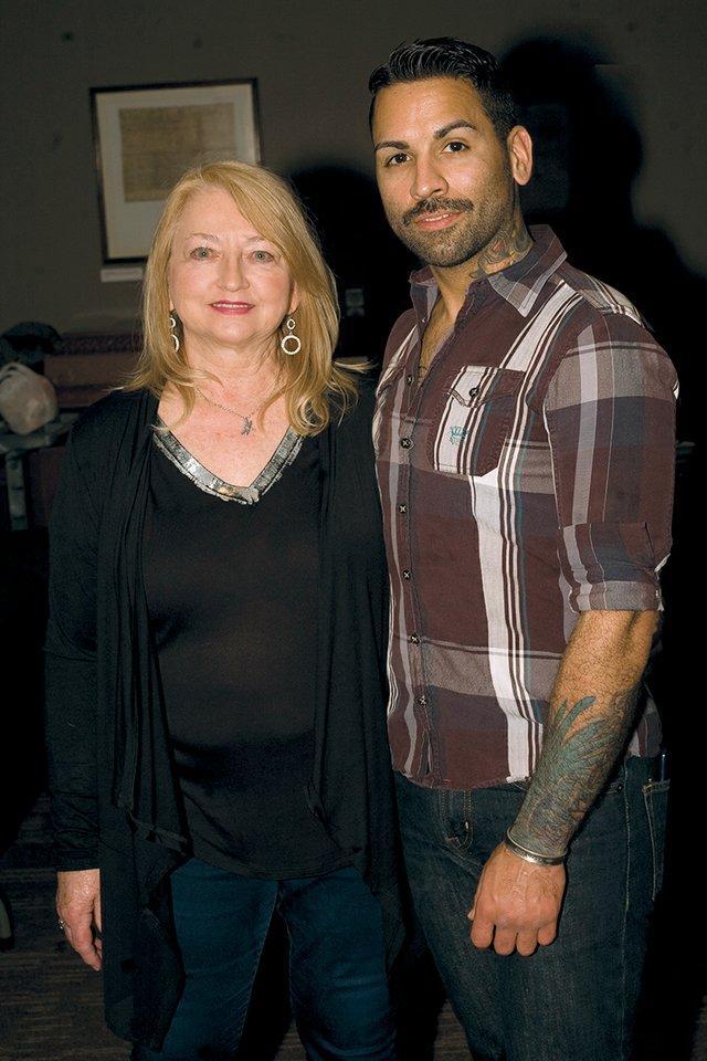 Carol Chadwick and Anthony Rivera.JPG