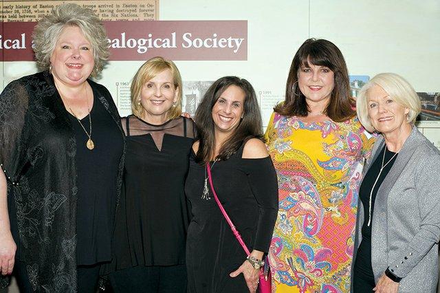 Debbie Haffner, Mona DelSole, Lisa Brienza, Karen Ford and Connie Challingsworth.JPG