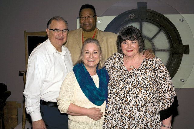 Sal Panto, Susan Wild, Larry Holmes and Gail Hoover.JPG