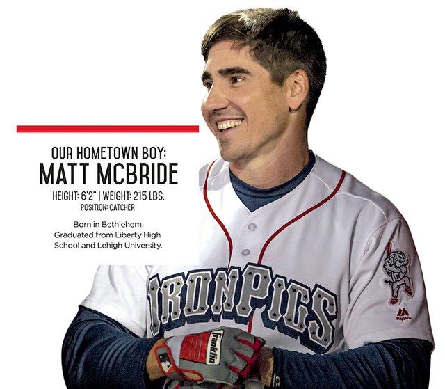 Our hometown boy: Matt McBride