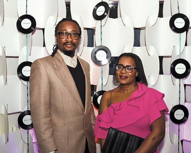 Dedan Ngare and Laurine Nyanya.jpg