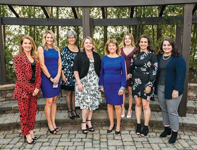 Amy Thompson, Andrea Weismiller, Nani Cuadrado, Susan Acevedo, Diane Harpster, Rachel Iacovone, Lina Perugini and Erica Hummel.jpg