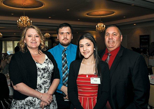 Susan Acevedo, Connor Acevedo, Korinne Acevedo and Joseph Acevedo.jpg