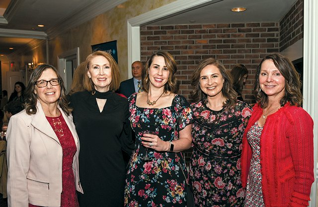 Viginia Oskin, Tina Hasselbusch, Melissa Siegfried, Kelly Chando and Kris Warner.jpg