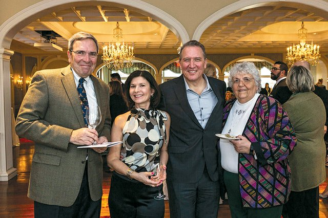 Douglas Pelletier, Cindy and Emrich Stellar and Judy Guise.jpg