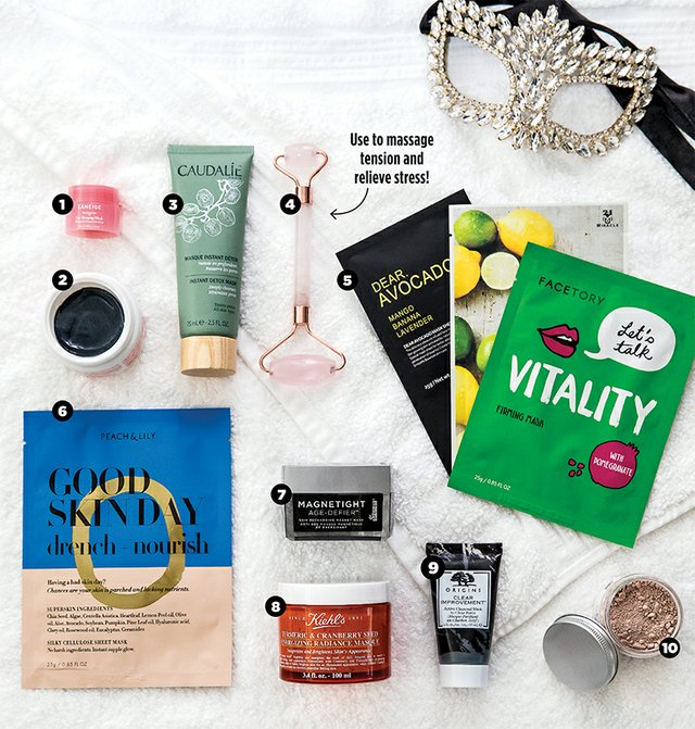 10 Must-Try Face Masks