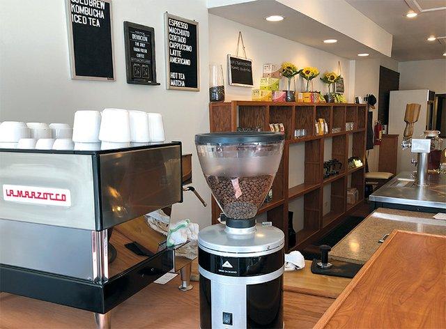The Coffee Shop Company