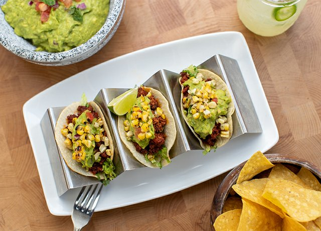 TacoFest VIP tickets include unlimited tacos from 2018  LVS Restaurant Award Winner, Urbano Mexican Kitchen and Bar