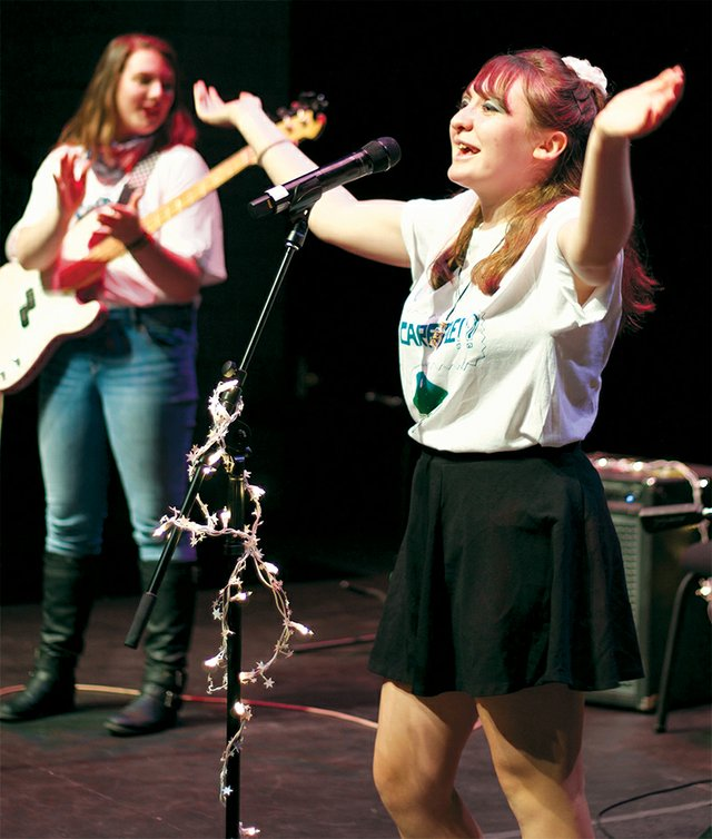 This Month, Send Your Kids to Girls Rock Camp