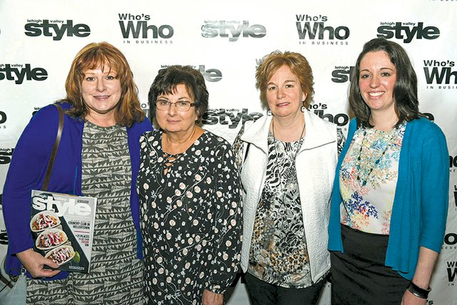 Diana Daughtery, Terry Check, Tonya Kleppinger and Heather Holmes.jpg