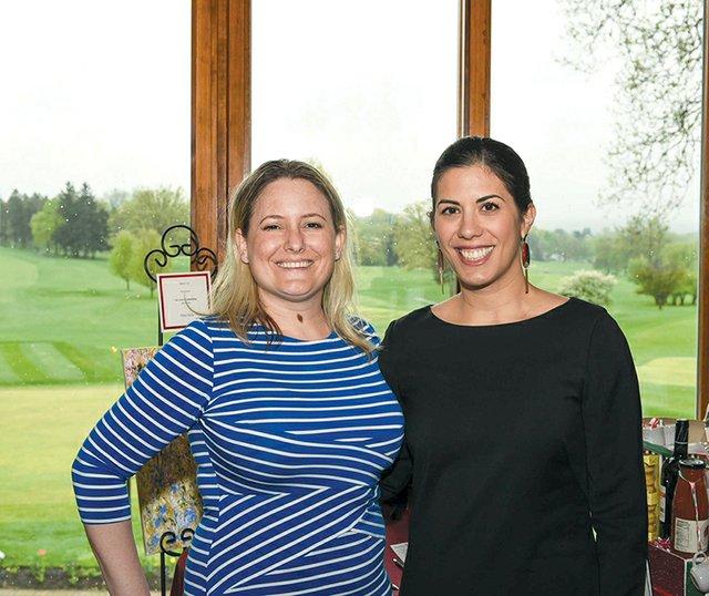 Jessica Goedtel and Erika Petrozelli.jpg