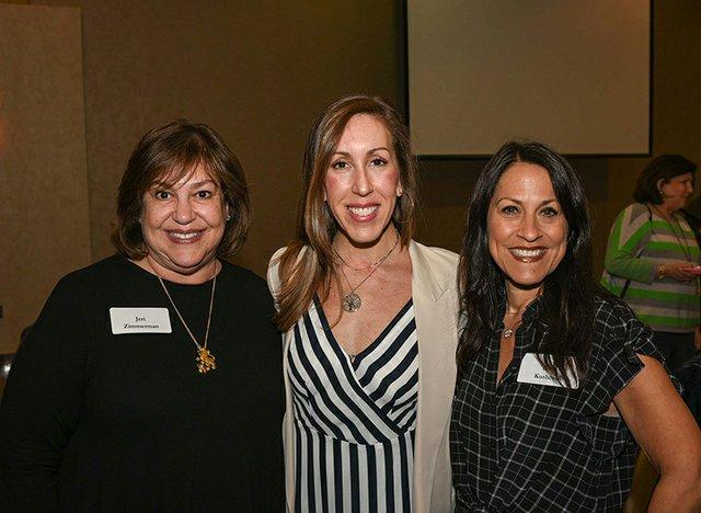 Jeri Zimmerman, Lauren Rabin and Beth Kushnick.jpg