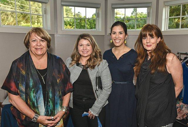 Elena Pascal, Ashton Galasso, Erika Petrozelli and Lisa Shoenberger.jpg
