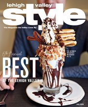 July 2019 Lehigh Valley Style Cover