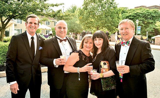 John Wilchek, Victor Salicetti, Nadya Salicetti, Ilene Wood and Ray Starner.jpg