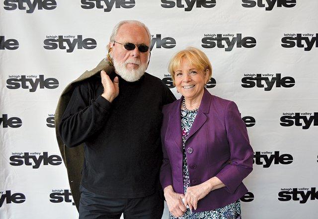 Norman Girardot and Diane LaBelle.jpg
