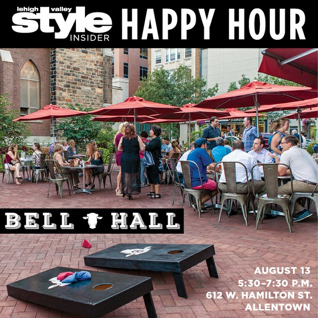 Style Insider Happy Hour August 13