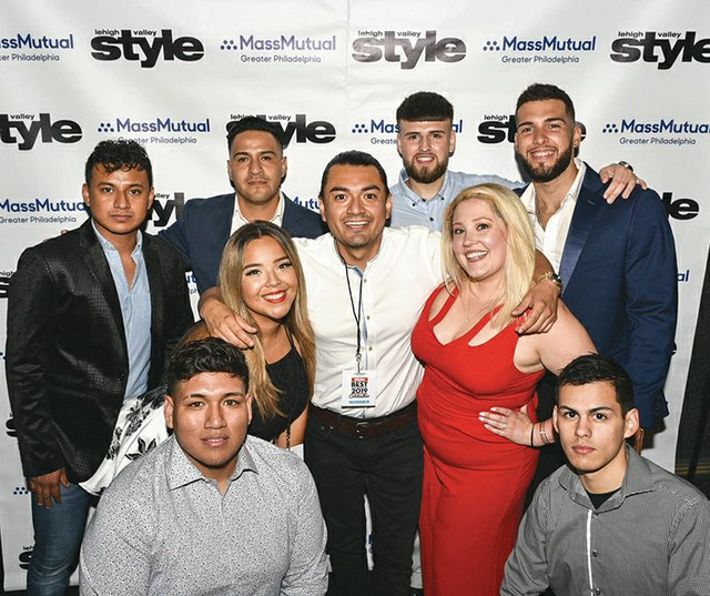 Angel Rosales, Monica Castillo, Francisco Pollo, Tony Fonseca, Logan Raab, Ronald Corales, Kelsey Rogers, David Reyes and Brian Corales.jpg