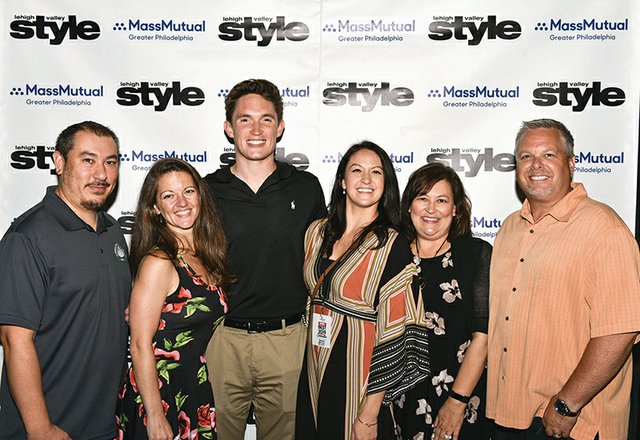 Jeff and Jen Allam, Morgan and Samantha O'Donnell and Tracy and Sean Haas.jpg