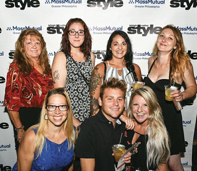 Judy Doyle, Yvonne Lowden, Nicole Schuster, Miles Knapp, Lindsey Turner, Jordan Fenical and Taylor Amy.jpg