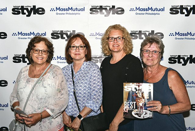 Pat Rice, Barbara Sharma, Mary Howell and Tammy Shumway.jpg