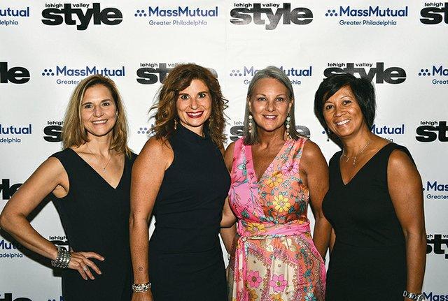 Peg Schwartz, Leigh Ehrlich, Ann Marie Supinski and Gleasy Bilger.jpg