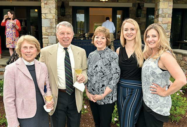 Jayne and Jim Miller, Margaret Donches, Brittany Amore and Melissa Pitz.jpg
