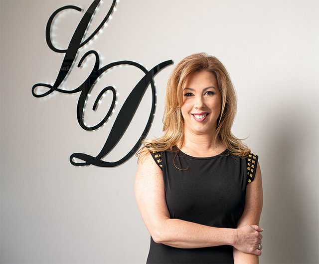 Deborah Moser,  Founder & CEO  of Luxury Divas