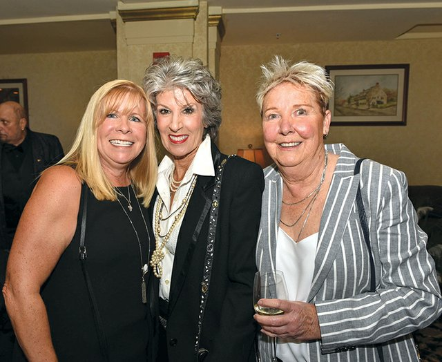 Donna Leon, Nell Gulick and Mary Smickle.jpg