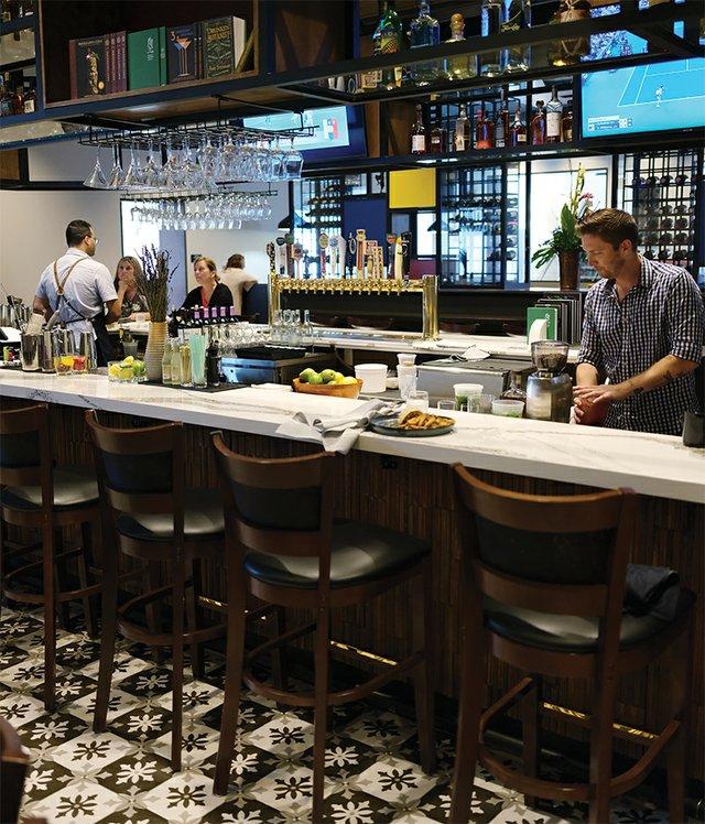Notch Modern Kitchen & Bar