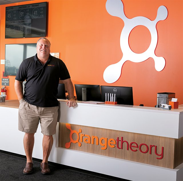 Ned Bolcar of Allentown's Orangetheory Fitness