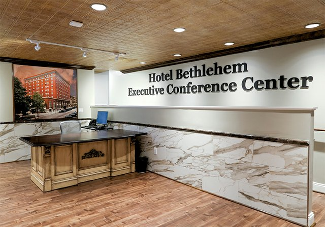 Hotel Bethlehem Confrence Center