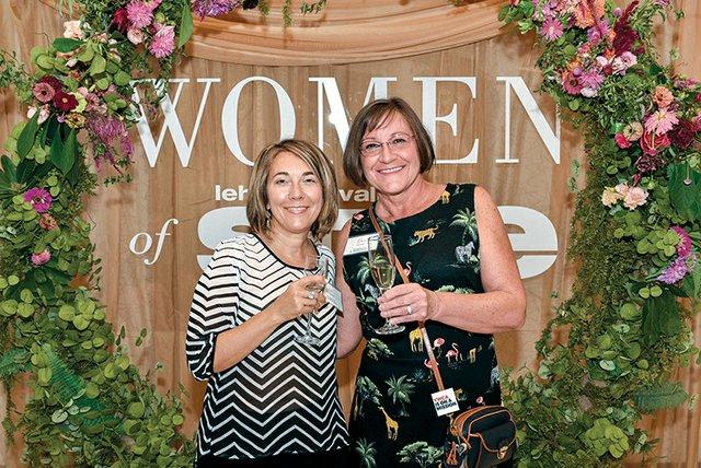 Lisa Steirer and Neva Kear.jpg