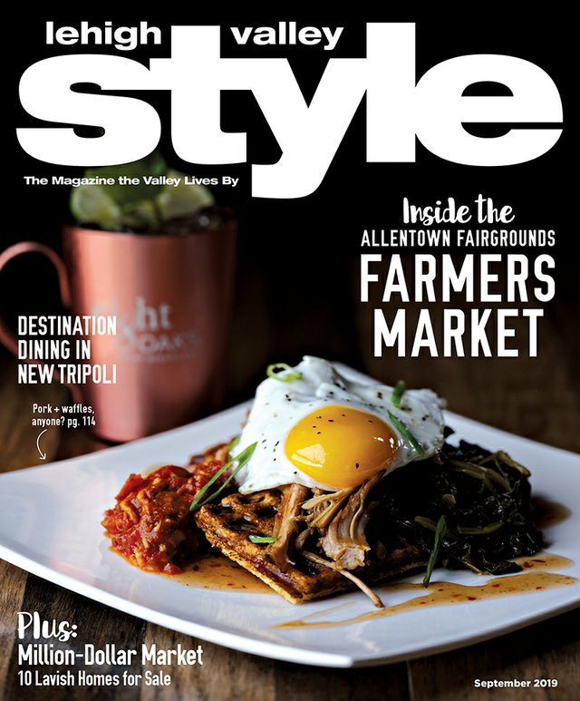 September 2019 Cover Lehigh Valley Style