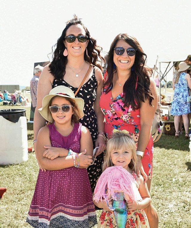 Caitlin Fedorishen, Cassie Corter, Jenna Tice and Charlie Tice.jpg