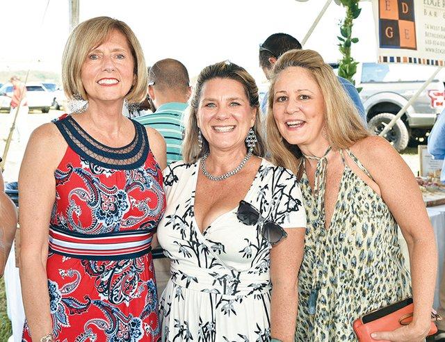 Marie Ann Wendells, Tekla Onorata and Sharon Ambis.jpg