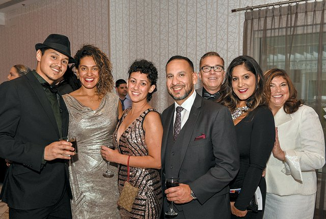 Michael Frassetto, Arlene Frassetto, Jenna Ryan, Daniel Gonzalez, Jed Kane, Karina Kane and Oralia Dominic.jpg