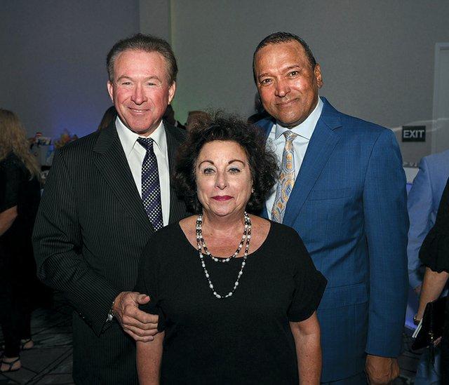 Kent Newhart, Lucille Arslanian and John Rosario.jpg